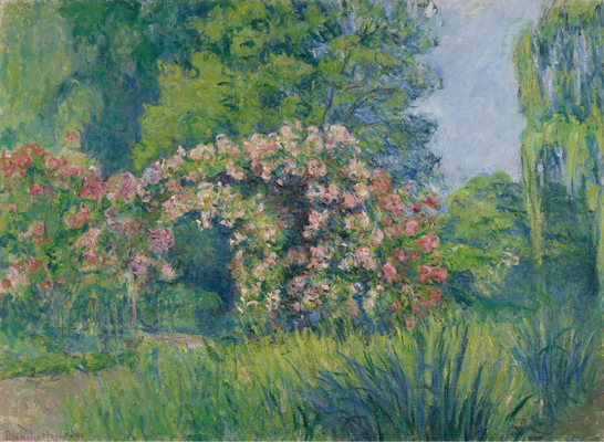 Blanche Hochede-Monet - Giverny, the Rosarium of Monet.jpg