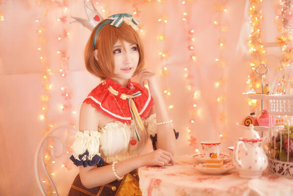 【cosplay】lovelive!sunshine! cos