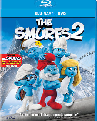蓝精灵2/蓝色小精灵2 the.smurfs.2.2013.1080p.bluray.avc.dts