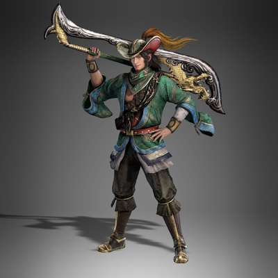 《真三国无双8(dynasty warriors 9)》最新情报,多名角色的形象首次