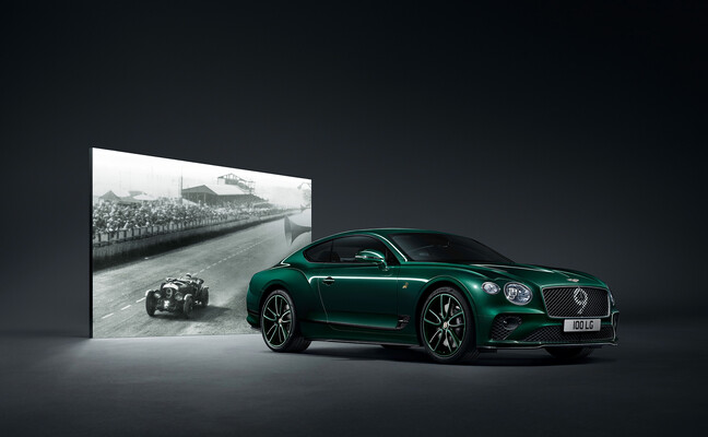 bentley blower / gt #9炫酷欣赏