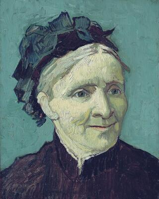 Portrait of the Artist's Mother, 1888