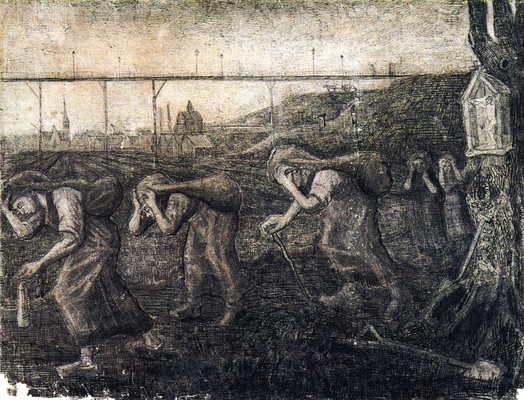 The Bearers of the Burden, 1881