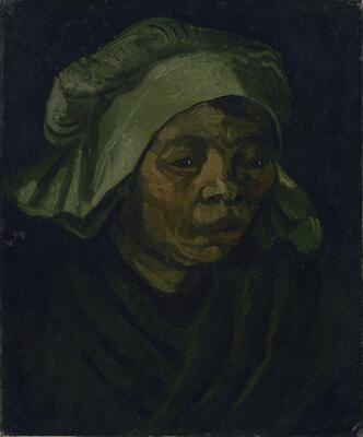 Head of a Woman, 1885 07