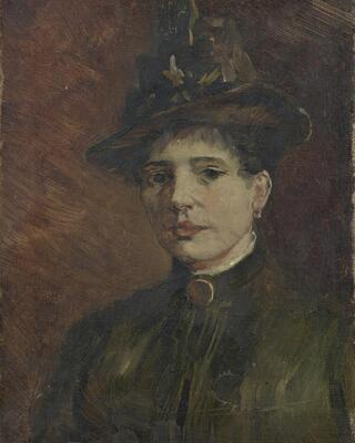 Portrait of a Woman, 1886