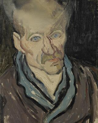 Portrait of a Man, 1889