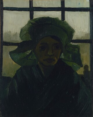 Head of a Woman, 1885 05