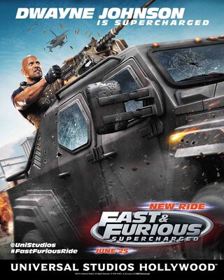 《速度与激情》 images fast and furious: supercharged poster